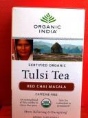 Tulsi Tea Organic Chai Masala