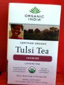 Organic Tulsi Tea Jasmine