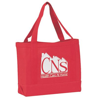 CS720 Solid Color Canvas Tote