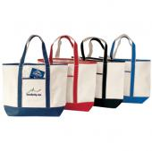 CS7515 Large Two-Tone Boat Bag