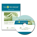 Hand and Foot 'M' Technique® Teaching DVD FOR COMPUTER DRIVES ONLY