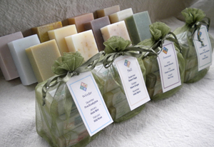 Herbal Soap Catalog