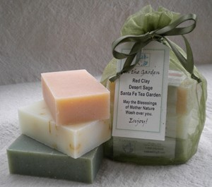 In The Garden Soap Set