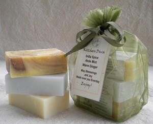 Kitchen Diva Soap Set