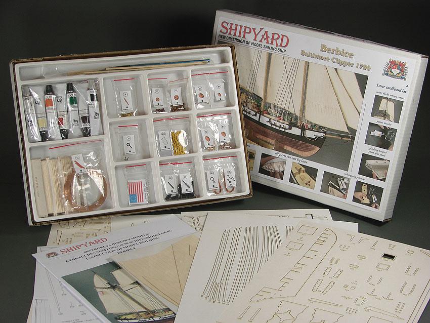 Laser Cardboard Kits