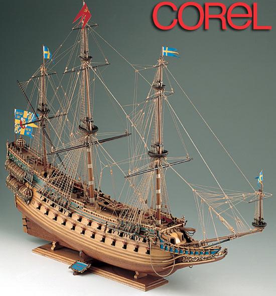 Corel Ship Kits