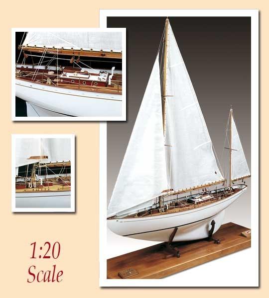 AM1605 Amati Dorade Yacht