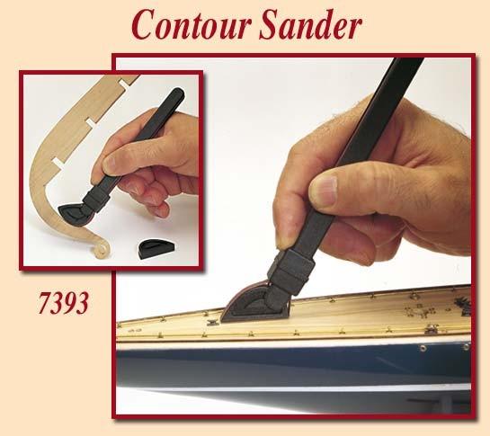 AM7393 Amati Contour Sander