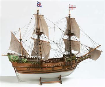 Mayflower Wood ship kit - Billing Boats BB820