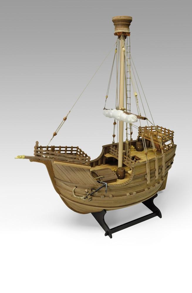 Boat Kits Product : Coca spanish carrack new items amati model