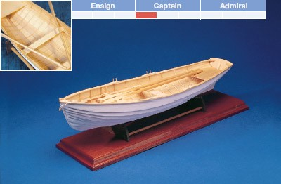 Lincolnville Wherry - BlueJacket / Laughing Whale Kit # ...