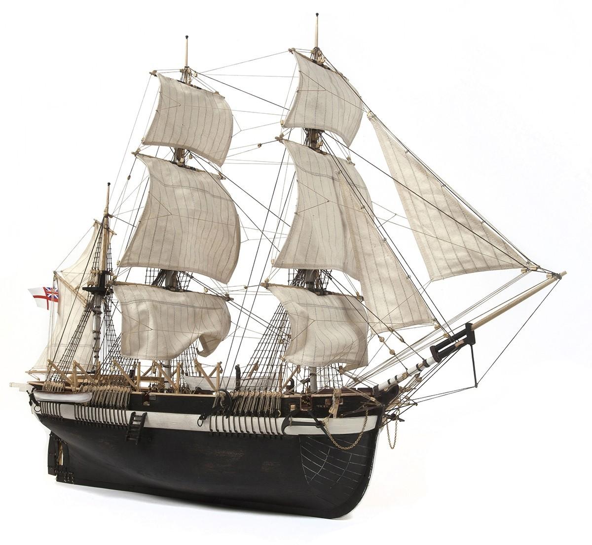 HMS Terror, Arctic Exploration Ship