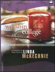 Piano Solo Book - Worship Collage