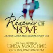 Piano/Treble and vocal - Rhapsody of Love - Love Divine