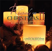 piano and orchestra-Rhapsody of Christmas II-Love Came Down at Christmas with Berceuse by Faure