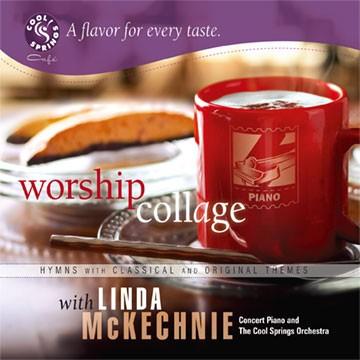 Treble Instrument - Worship Collage - He Leadeth Me