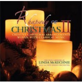 piano and orchestra-Rhapsody of Christmas II-A Ringing Christmas with Ukranian carol