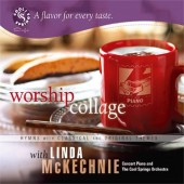 String Quartet, Treble Solo, Piano - Worship Collage - He Leadeth Me