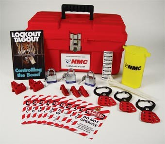 portable lockout kit elok1 - Lock Out Tag Out Kits