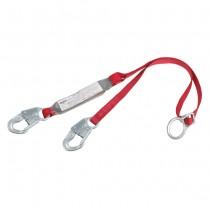 PRO™ Pack Tie-Back Shock Absorbing Lanyard (#1340200)