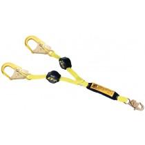 Retrax™ 100% Tie-Off Shock Absorbing Lanyard, 6 ft. (#1241482)