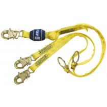 EZ-Stop™ Tie-Back 100% Tie-Off Shock Absorbing Lanyard (#1246070)