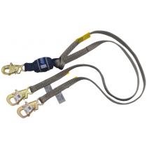 Force2™ Tie-Back 100% Tie-Off Shock Absorbing Lanyard (#1246075)