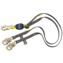 EZ-Stop™ WrapBax™ Tie-Back 100% Tie-Off Shock Absorbing Lanyard (#1246080)