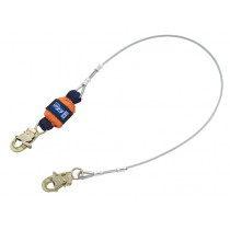 EZ-Stop™ Leading Edge Cable Shock Absorbing Lanyard (#1246066)