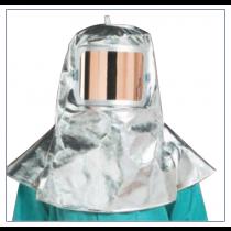 12oz. Aluminized Carbon Fleece Hood (#0647-ACF)