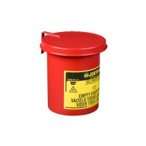 Justrite Mini Benchtop Oily Waste Can (#09410)