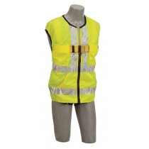 Delta Vest™ Hi-Vis Reflective Workvest Harness (#1107421)