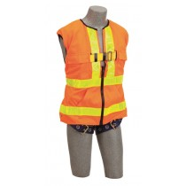 Delta Vest™ Hi-Vis Reflective Workvest Harness (#1107405)