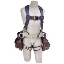 ExoFit™ Construction Style Harness with Tool Pouches (#1108519)