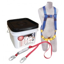 Compliance in a Can™ Light Roofer's Fall Protection Kit (#2199802)