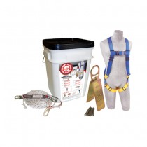 Compliance in a Can™ Roofer's Fall Protection Kit (#2199803)