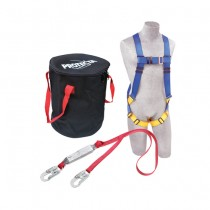 Compliance in a Can™ Light Roofer's Fall Protection Kit - In a bag (#2199808)