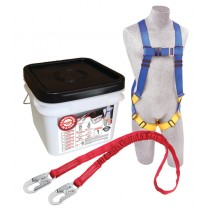 Compliance in a Can™ Light Roofer's Fall Protection Kit (#2199809)
