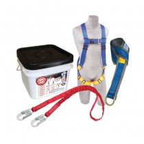 Compliance in a Can™ Light Roofer's Fall Protection Kit (#2199810)