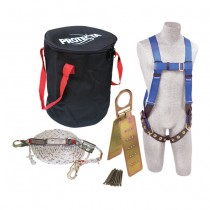 Compliance in a Can™ Roofer's Fall Protection Kit - In a Bag (#2199814)