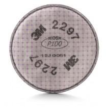 3M™ Advanced Particulate Filter, P100 w/OV (#2297)
