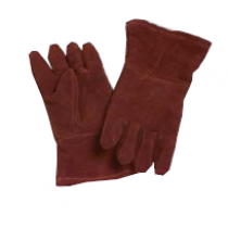Thermal Leather Gloves