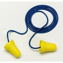 3M E-A-R E-Z-Fit Earplugs, corded (#312-1222)