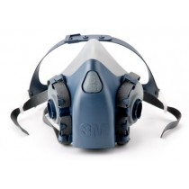 3M™ Half Facepiece Reusable Respirator, small (#7501)