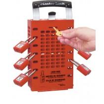 Master Lock Latch Tight Lock Box (#503R)