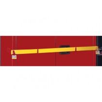 Replacement Security Bar for Hi Security Safety Cabinet, Fits 45 Gallon Cabinets (50961R)