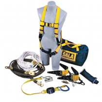 Roofer's Fall Protection Kit - HLL System (#7611904)