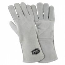 Shoulder Split Cowhide Welding Gloves (#9010/L)