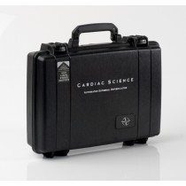 Powerheart AED Hard Sided Waterproof Carry Case (#9157-004)