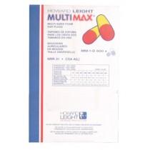 Multi Max® Earplugs, Leight Source 500 Refill (#MM-1-D)